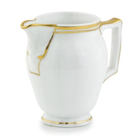 Polka Gold Creamer collection with 1 products