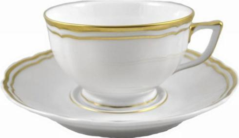$228.00 Polka Or Cup & Saucer