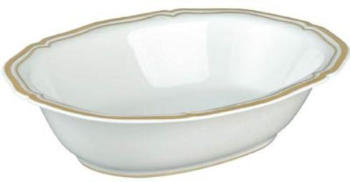 Polka Gold Open Vegetable Bowl collection with 1 products