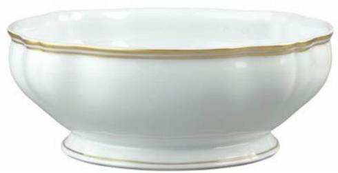 Polka Gold Salad Bowl collection with 1 products