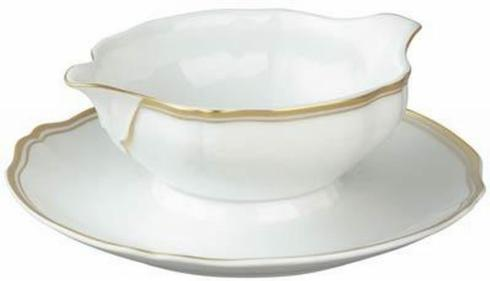 Polka Gold Sauce Boat collection with 1 products