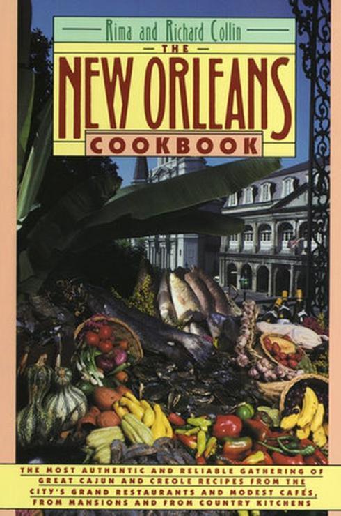 $19.95 New Orleans Cookbook