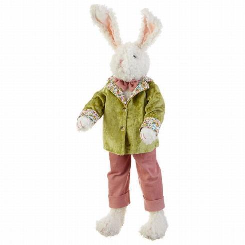 $95.00 Rabbit in Velvet Coat