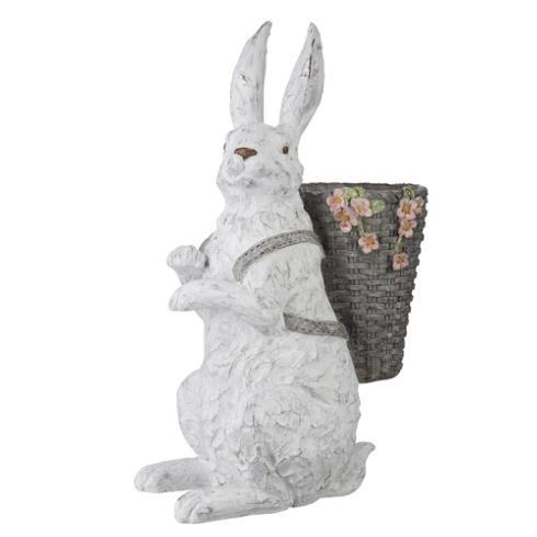 $59.95 Bunny with Basket on Back