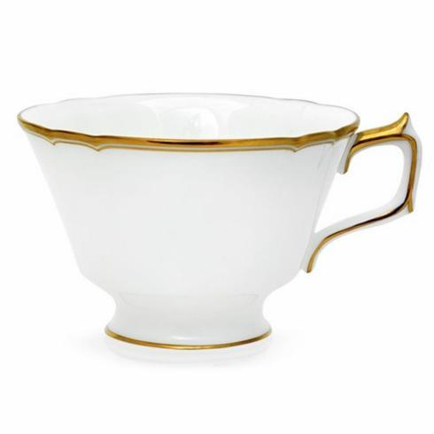 $75.00 Chelsea Duet Gold Cup & Saucer