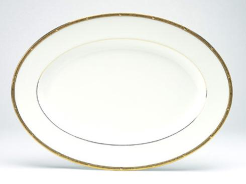 Rochelle Gold Large Platter collection with 1 products