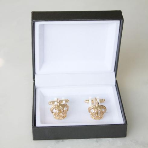 $22.00 King Louis Cuff Link Pair