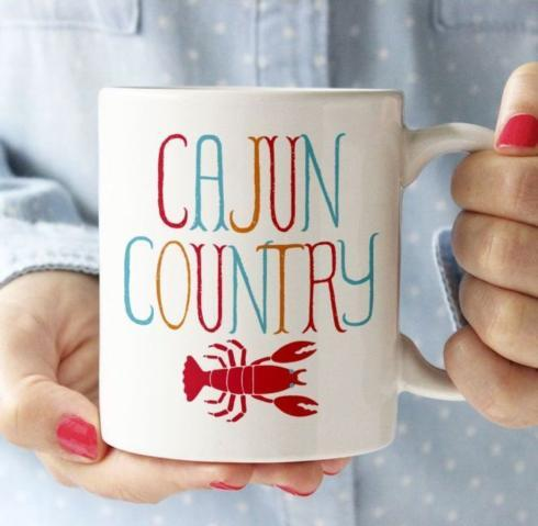 Mug-City Scene-Cajun Country collection with 1 products