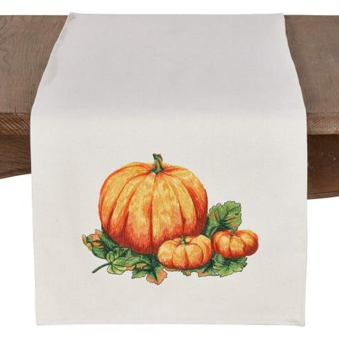 Pumpkin Patch Table Runner collection with 1 products