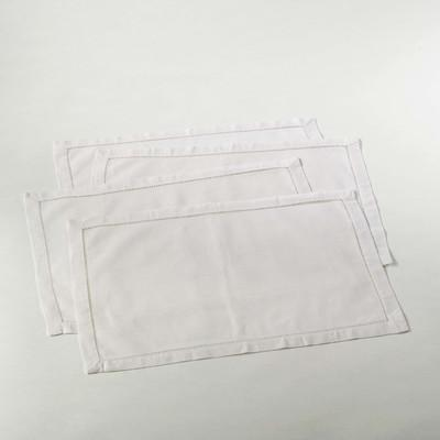 Placemat-Hemstitch Ecru collection with 1 products