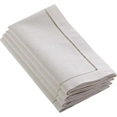 Ecru Dinner Napkin 20x20 collection with 1 products