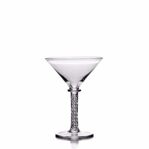 $95.00 Stratton Martini Glass