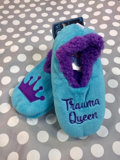 Snoozies-Trauma Queen collection with 1 products