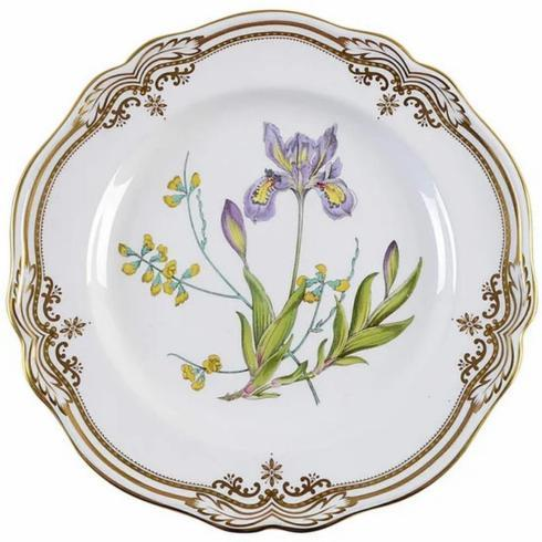 $129.99 Stafford Flowers Dinner Plate-Discontinued