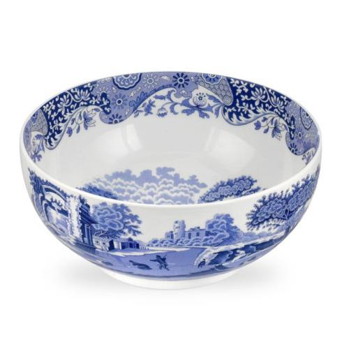 Blue Italian Deep Round Bowl collection with 1 products