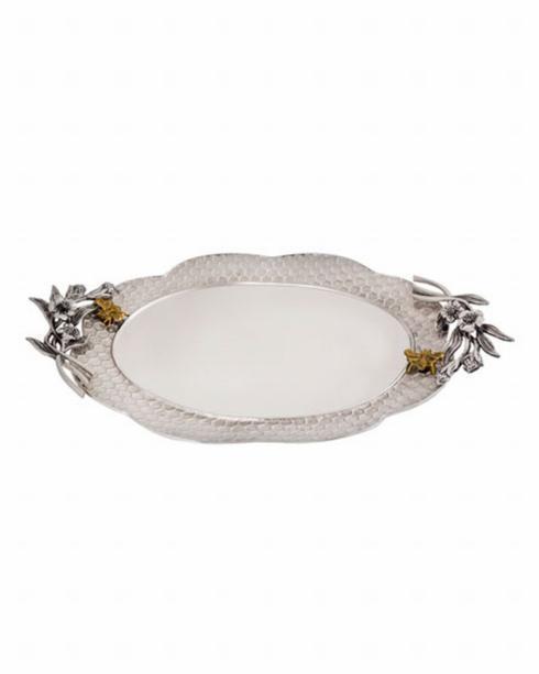 $130.00 Bumblebee Oval Platter