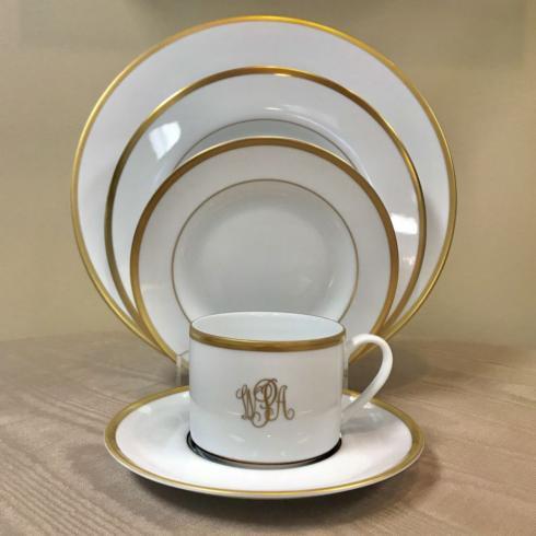 Pieces of Eight Exclusives   Ultra White Sig Gold Mono 5 GC $235.00