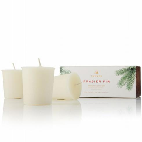 Frasier Fir Votive Candle Set collection with 1 products