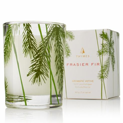 Frasier Fir Votive-Pine Needle collection with 1 products