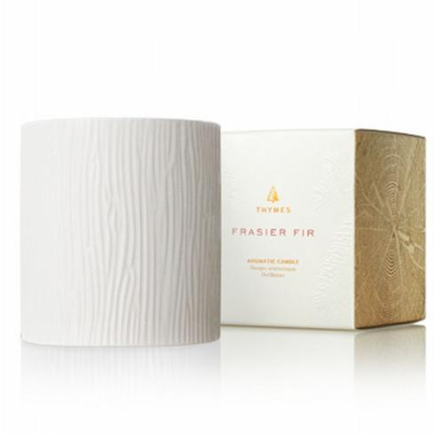 Frasier Fir Gilded Ceramic Poured Candle collection with 1 products
