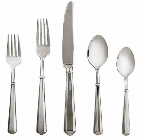 Todd Hill Flatware 5 Piece Place Setting collection with 1 products