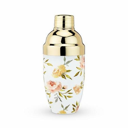 Floral Cocktail Shaker collection with 1 products