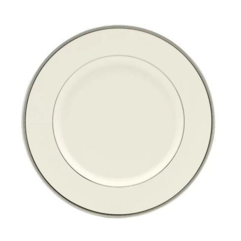 $69.99 Tuxedo Platinum Dinner Plate