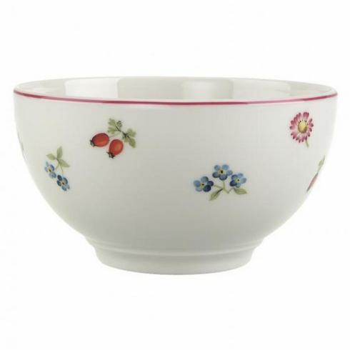 Villeroy & Boch   Petite Fleur Rice Bowl $48.00