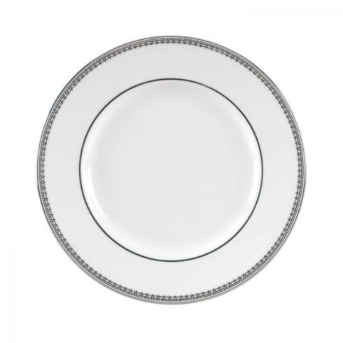 $15.99 Vera Lace Platinum Bread & Butter Plate