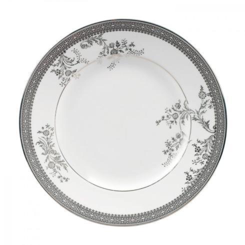 $24.99 Vera Lace Platinum Salad Plate
