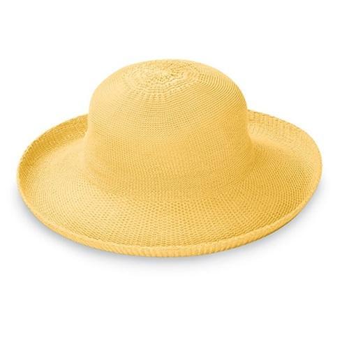 $49.95 Victoria Lemon Hat