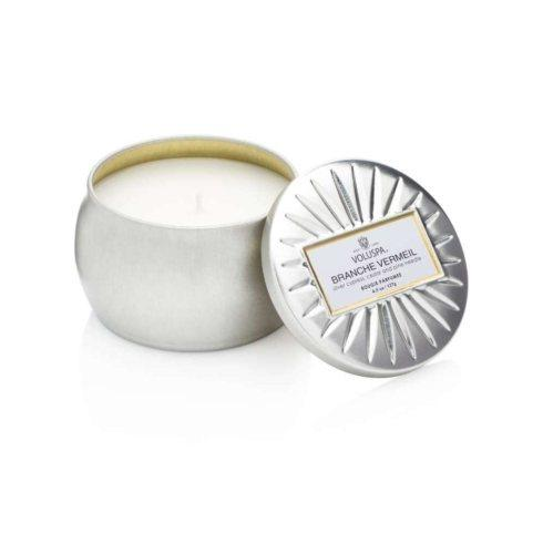 Branche Vermeil 4oz Mini Candle Tin collection with 1 products