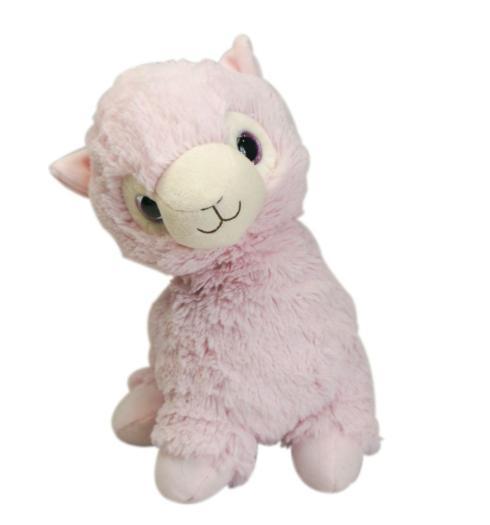 $24.50 Warmies-Pink Llama