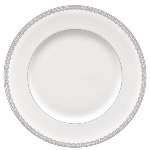 $29.99 Lismore Lace Platinum Dinner Plate-Discontinued
