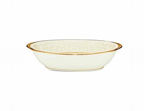 Noritake   White Palace Open Vegetable Bowl $135.00