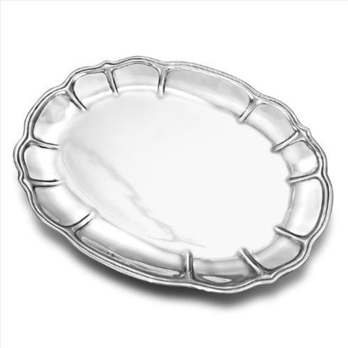 Pieces of Eight Exclusives   Stafford Large Oval Tray $105.00