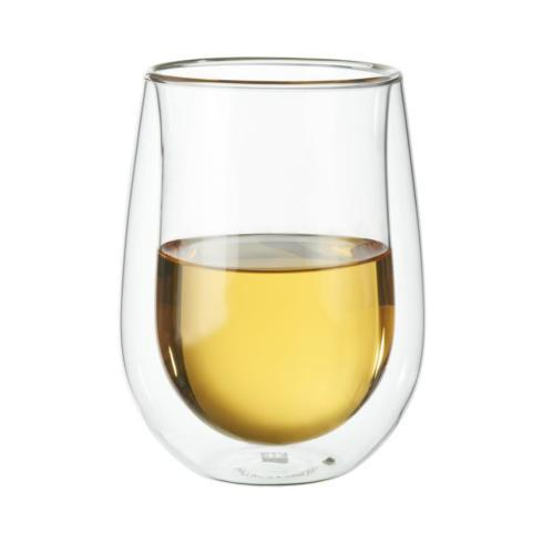 $66.00 Double Wall Stemless White Wine/8