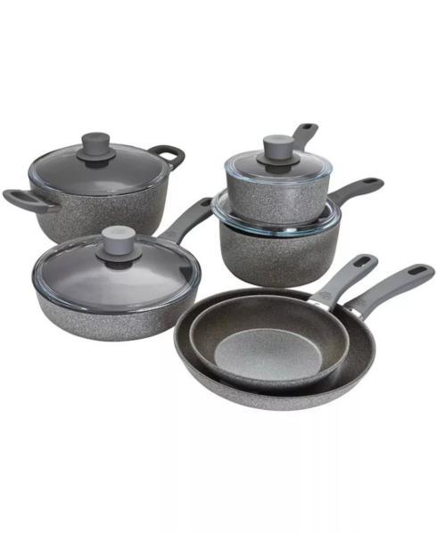 Zwilling J.A. Henckels   10 Piece Parma Plus Cookware Set $300.00