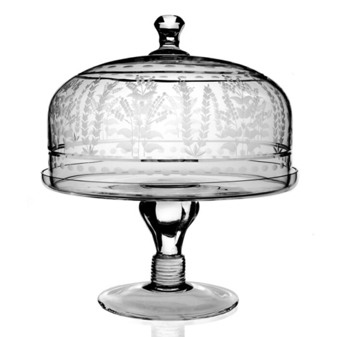$725.00 Portia Cake Stand and Dome Cover