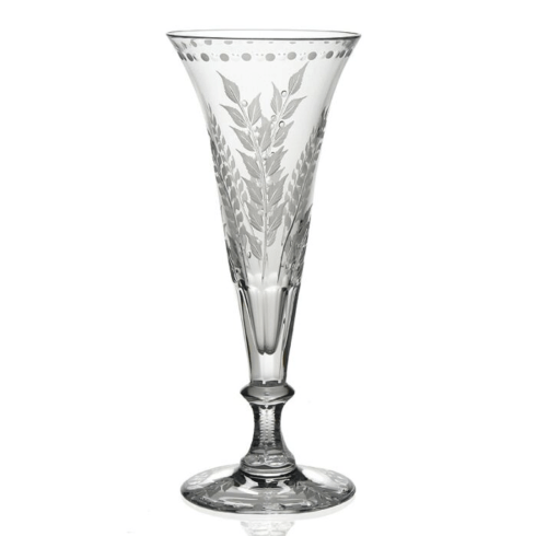 $300.00 Fern Champagne Flute