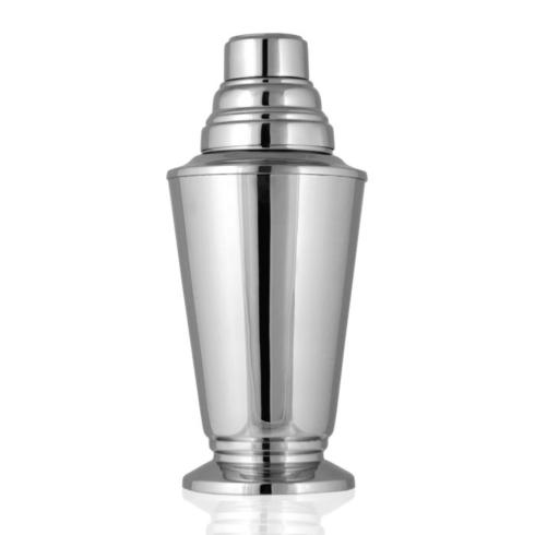 $445.00 Cocktail shaker nickel plate