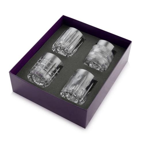$355.00 Skye  Whiskey Set of Four