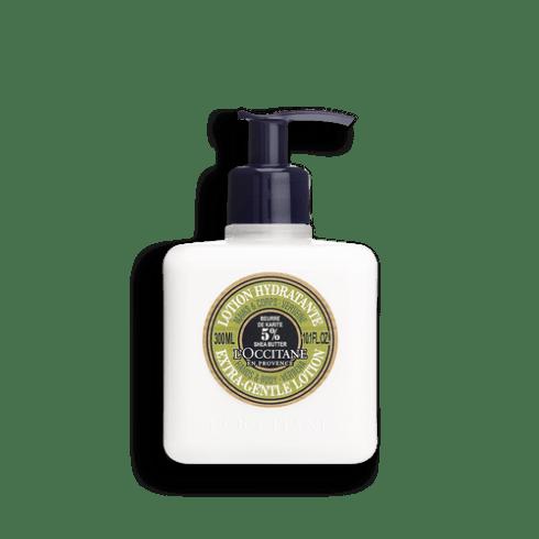 $35.00 5% Shea Butter Hands & Body Verbena Extra Gentle Lotion