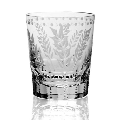 $270.00 Fern DOF Glass