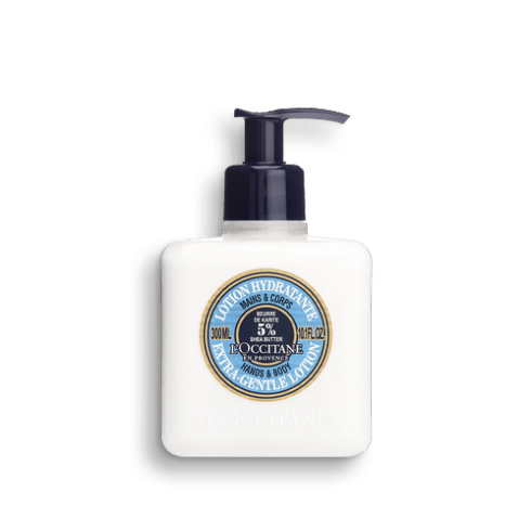 $35.00 5% Shea Butter Hands & Body Extra Gentle Lotion