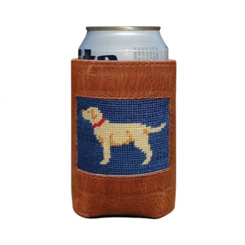 $30.00 Golden Lab Can Cooler
