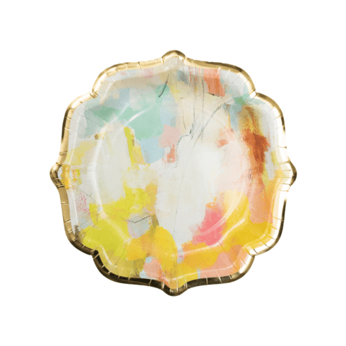 $12.00 Coral Bay Cocktail Plates