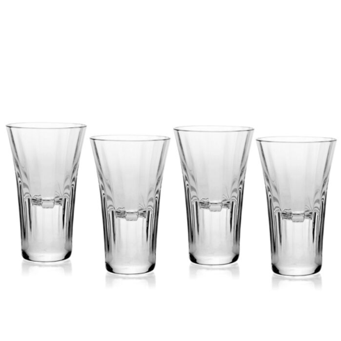 $110.00 Corinne set of 4 shot glasses