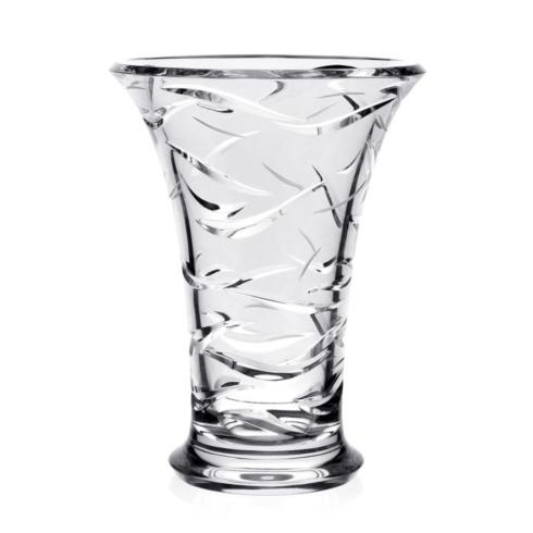 $625.00 Oceania Vase Crystal