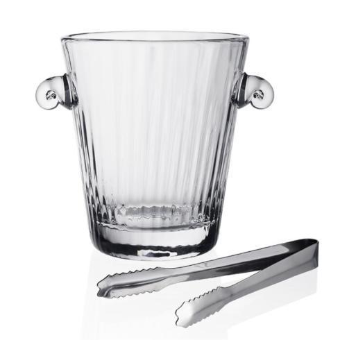 $130.00 Corinne ice bucket with tongs